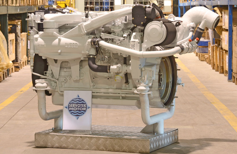 Supply of Engines