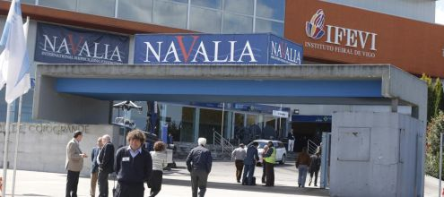 INTERNATIONAL SHIPBUILDING EXHIBITION  NAVALIA