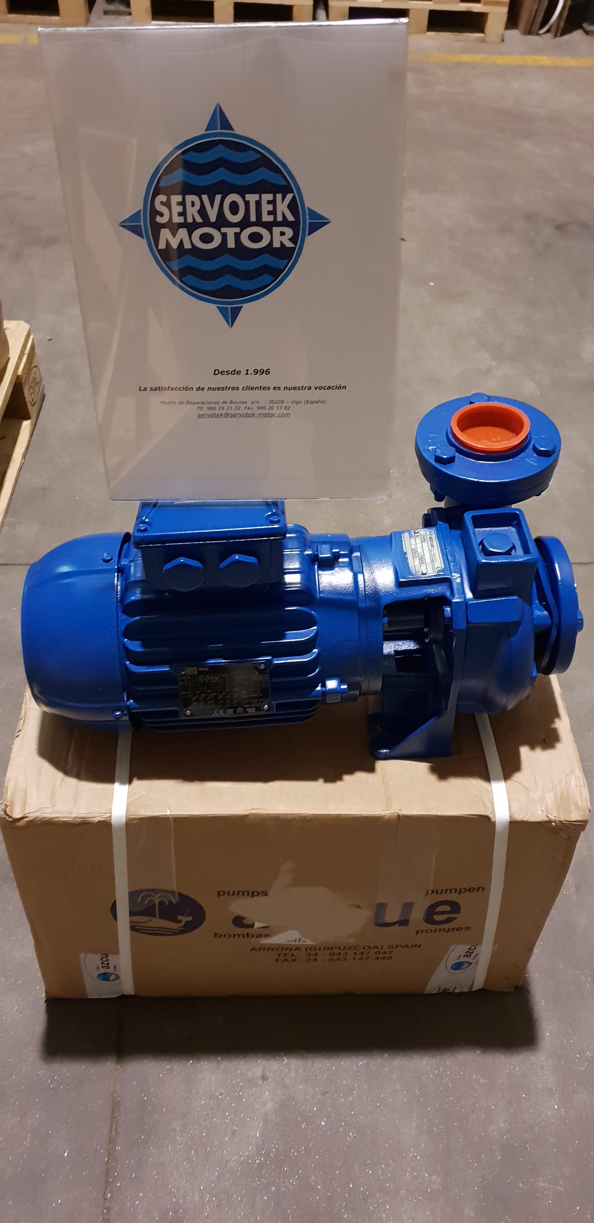 Catalog | Servotek Motor